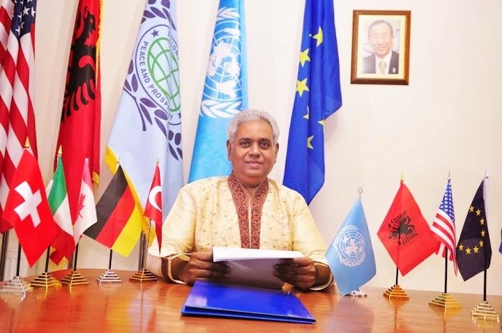 Dr. MK Photo Of UNO